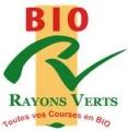 """Logo """"Rayons Verts Beaucouzé"""""""